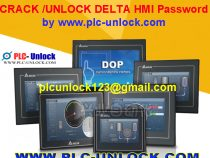 Unlock Password HMI Delta DOP-B, DOP-A Full Series