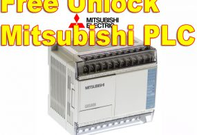 Unlock PLC Mitsubishi FX Series Software (100% Grantee )