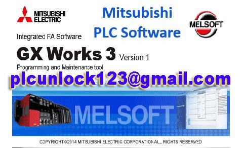 GT Works Mitsubishi graphical hmi programming